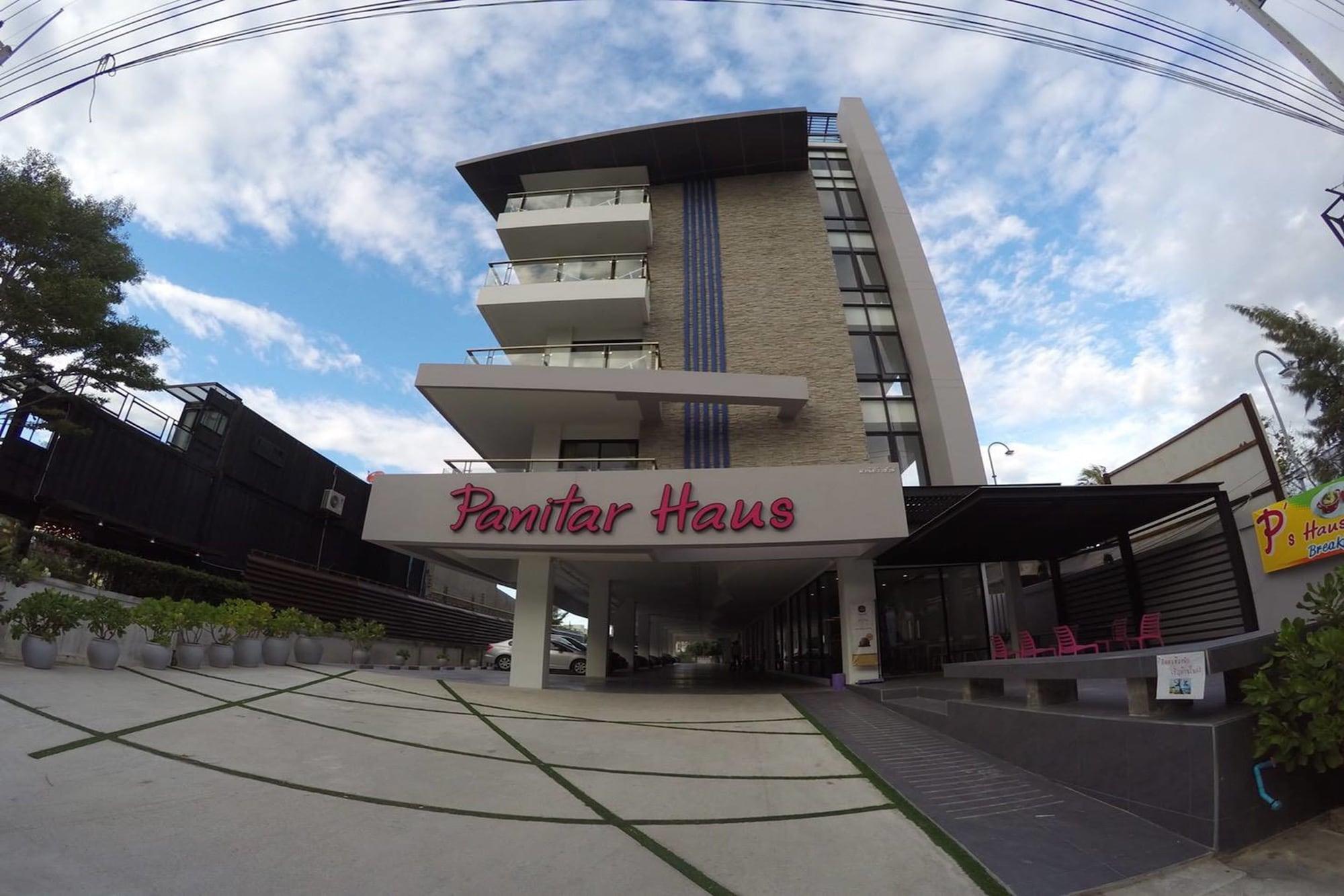 Panitar Haus, Pattaya