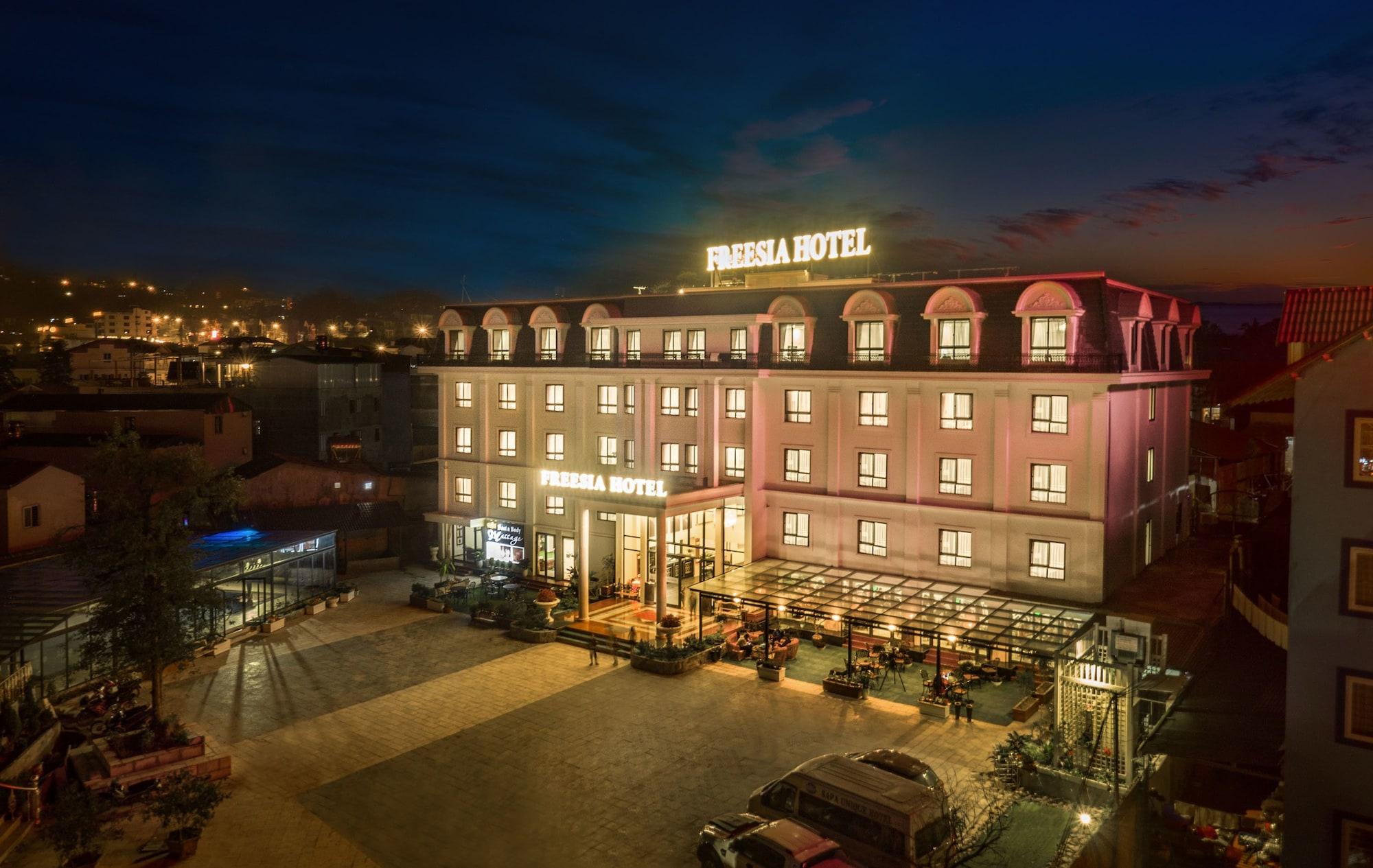 Freesia Hotel, Sa Pa