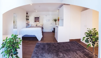 Guestroom at Muse Private Hotel in Woollahra