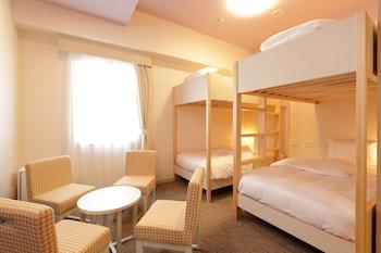 2段ベッドルーム 22㎡ 日和ホテル舞浜