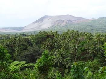 Volcanic Village Vista - Featured Image