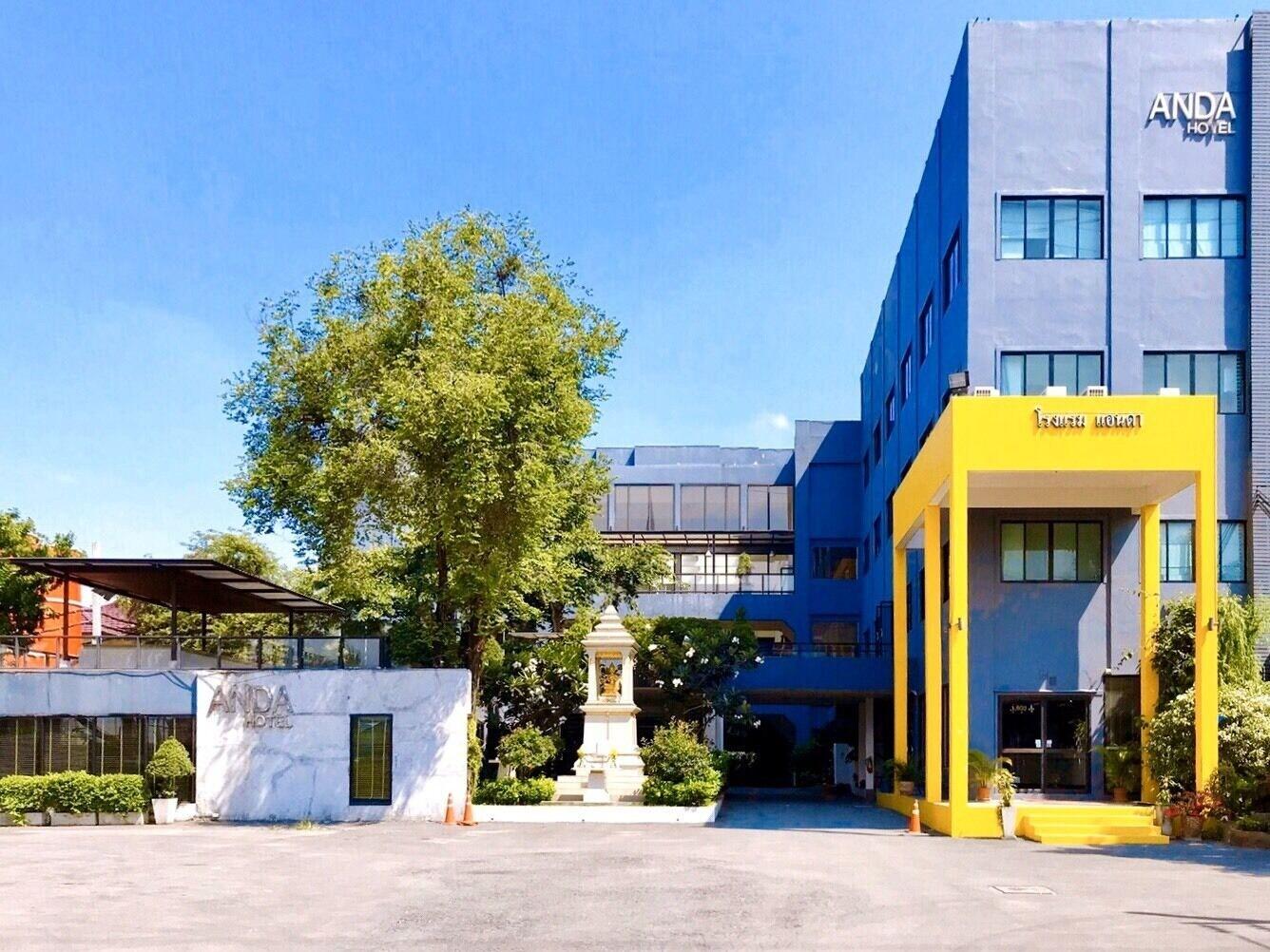 Anda Hotel, Bang Kapi