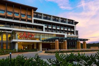 SAVOY HOTEL BORACAY NEWCOAST Hotel Front