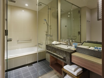 HOTEL THE CELESTINE GINZA Bathroom