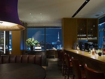 HOTEL THE CELESTINE GINZA Bar