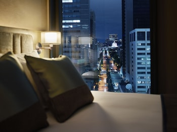 HOTEL THE CELESTINE GINZA View from Room