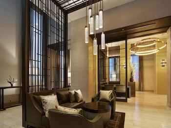 HOTEL THE CELESTINE GINZA Lobby