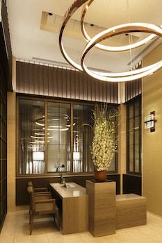 HOTEL THE CELESTINE GINZA Concierge Desk