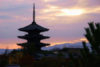 HOTEL THE CELESTINE KYOTO GION View from Property