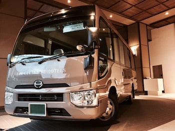 HOTEL THE CELESTINE KYOTO GION Airport Shuttle