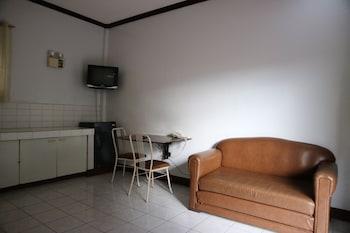 MAYON VIEW GARDEN APARTELLE & RESTAURANT Living Area