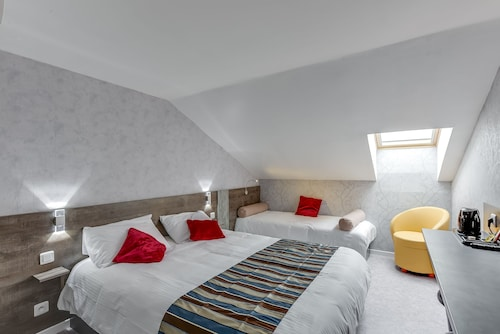 . Brit Hotel Confort Thouars