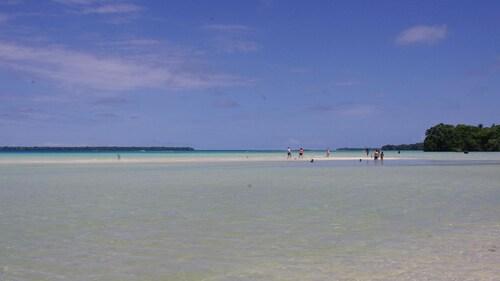 Tides Reach Beach House, South East Santo