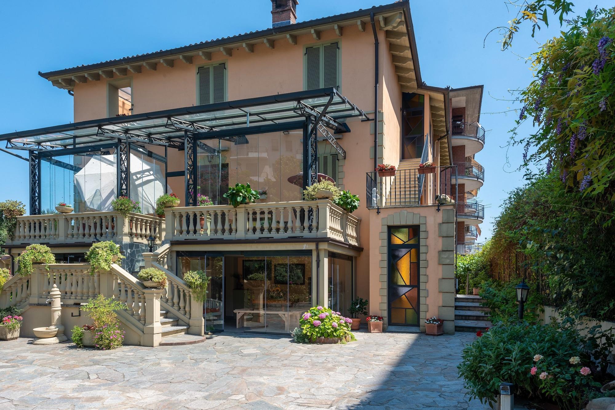 Villa Mery, Alessandria