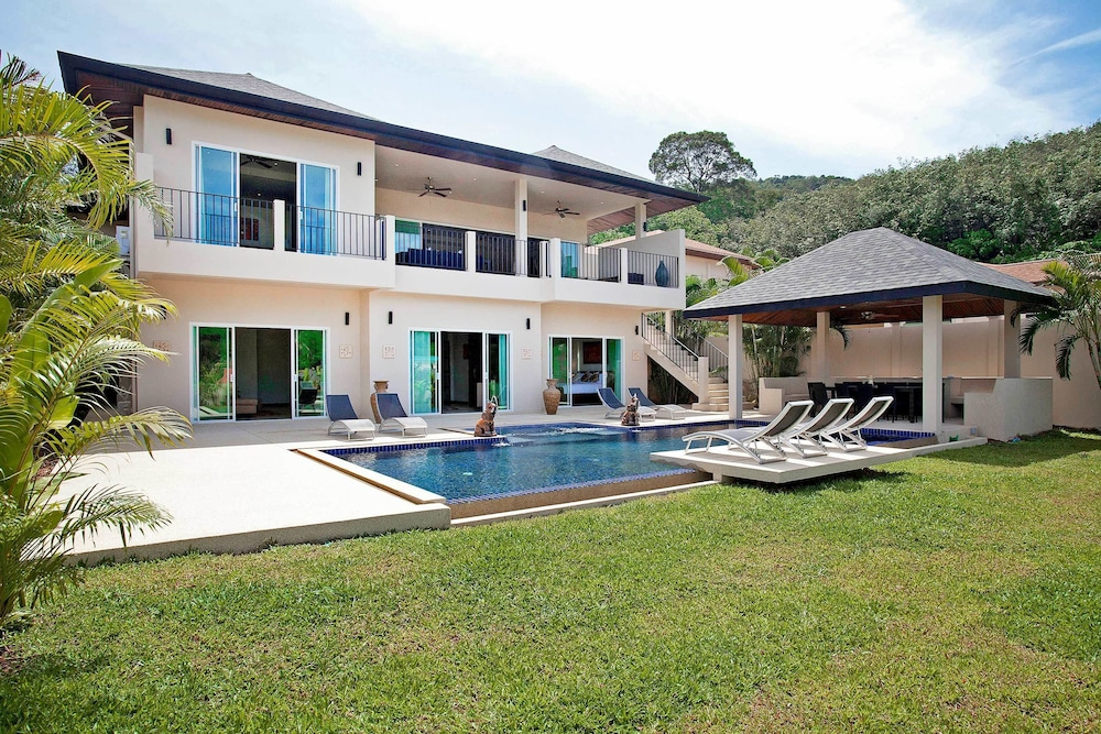 Villa Yok Kiao 6 Bed Staffed Property with Your Own Cook