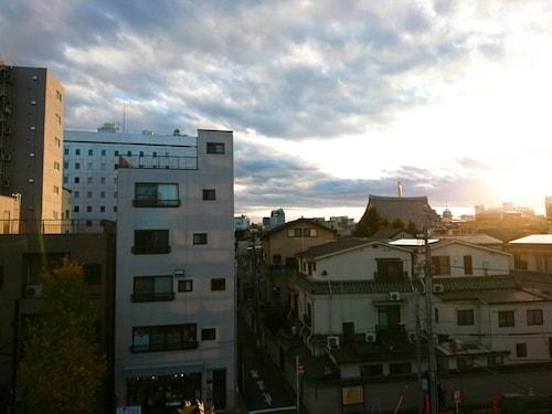 KITSUNE SHIPPO - Hostel, Taitō