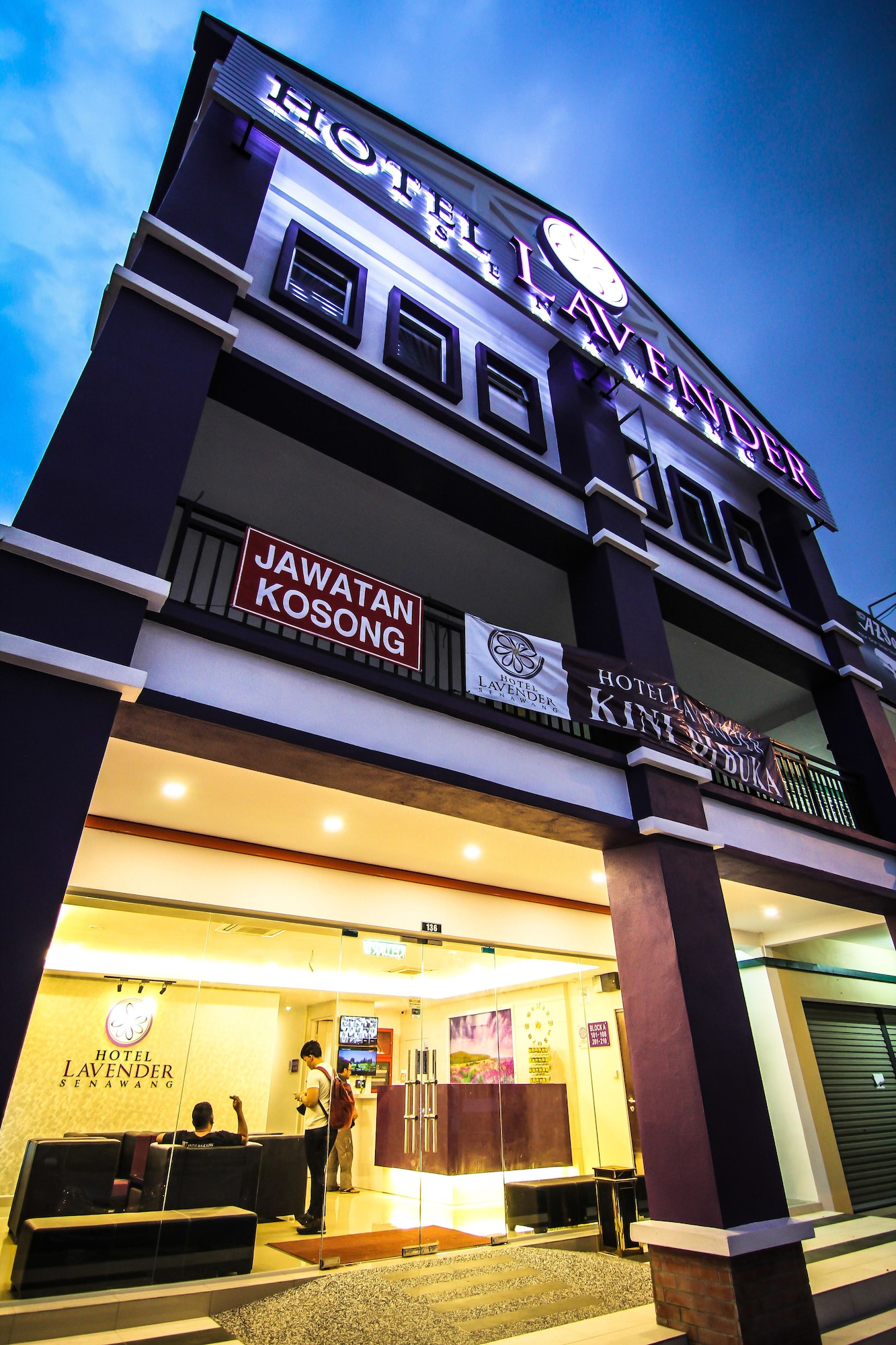 Hotel Lavender Senawang, Seremban