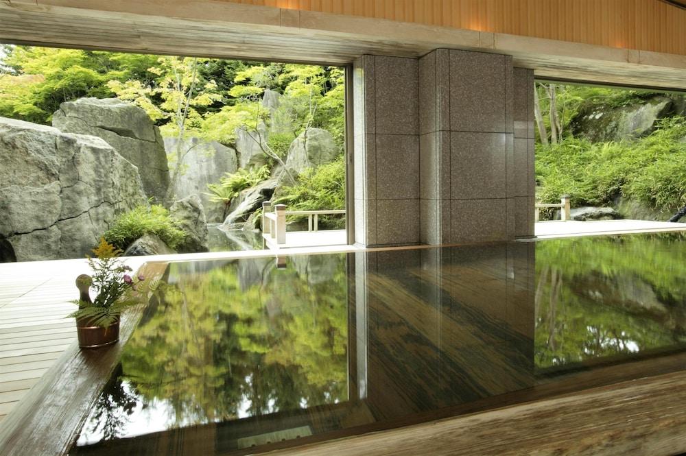 星野リゾートの温泉旅館