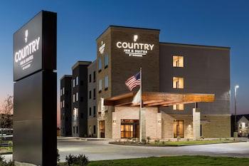 麗笙德州新布勞恩費鄉村套房飯店 Country Inn & Suites by Radisson, New Braunfels, TX