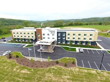 Fairfield Inn Suites By Marriott Bloomsburg