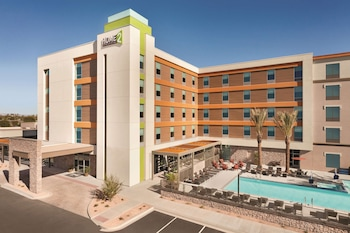 鳳凰城坦佩 - 大學研究園區希爾頓惠庭飯店 Home2 Suites by Hilton Phoenix Tempe, University Research Park