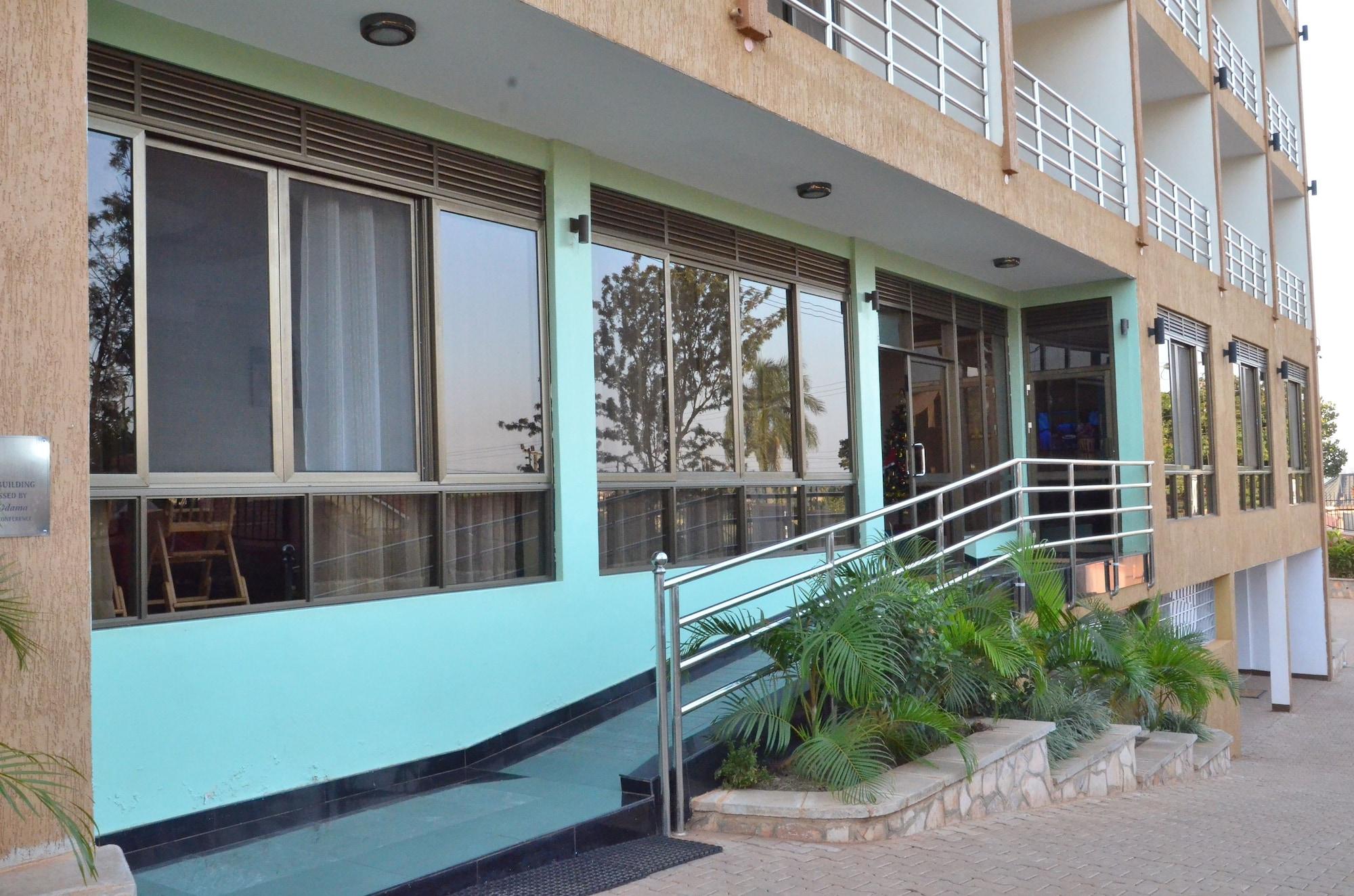 Interservice Hotel, Kampala