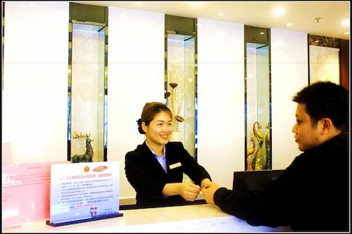 GuangZhou Shan Dong Building LuYue Hotel, Guangzhou
