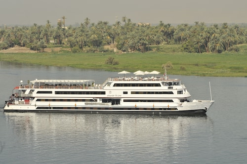 MS Alexander The Great Nile Cruise, Luxor