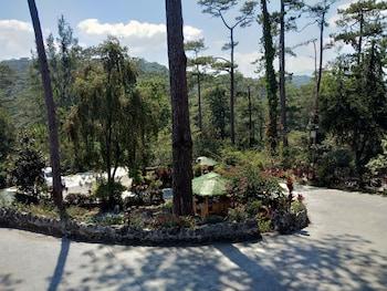 Safari Lodge Baguio View from Property