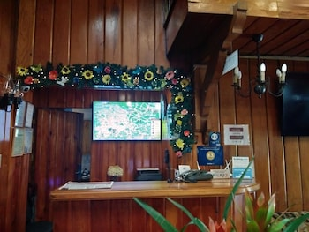 Safari Lodge Baguio Reception
