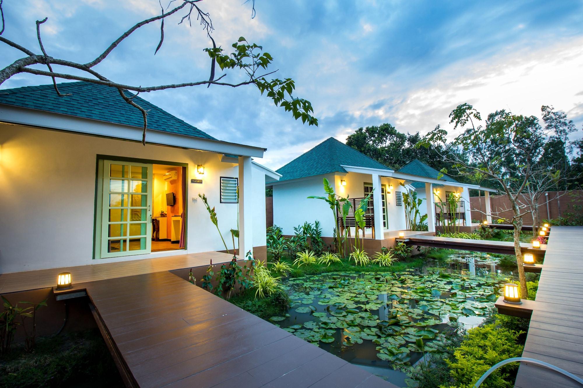 Green terrace Resort & Restaurant, Muang Chanthaburi