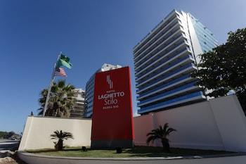 拉赫托斯地羅巴拉里奧飯店 Hotel Laghetto Stilo Barra Rio