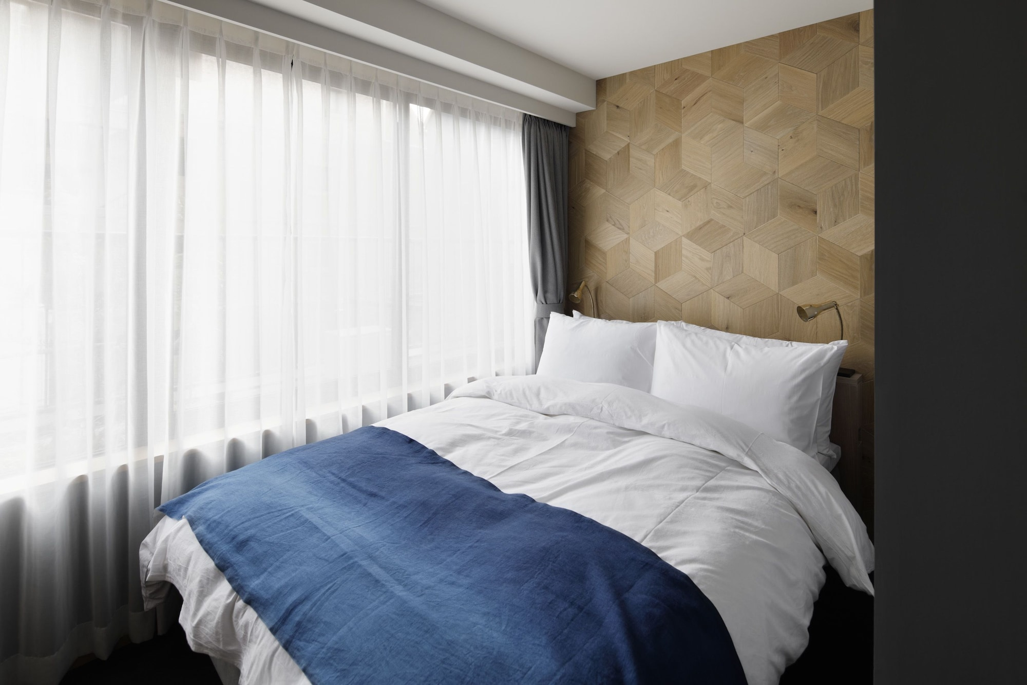 Basic Double Room, 1 Double Bed, Non Smoking (Standard Class)