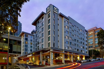 西雅圖貝爾維尤市中心萬豪 AC 飯店 AC Hotel by Marriott Seattle Bellevue/Downtown