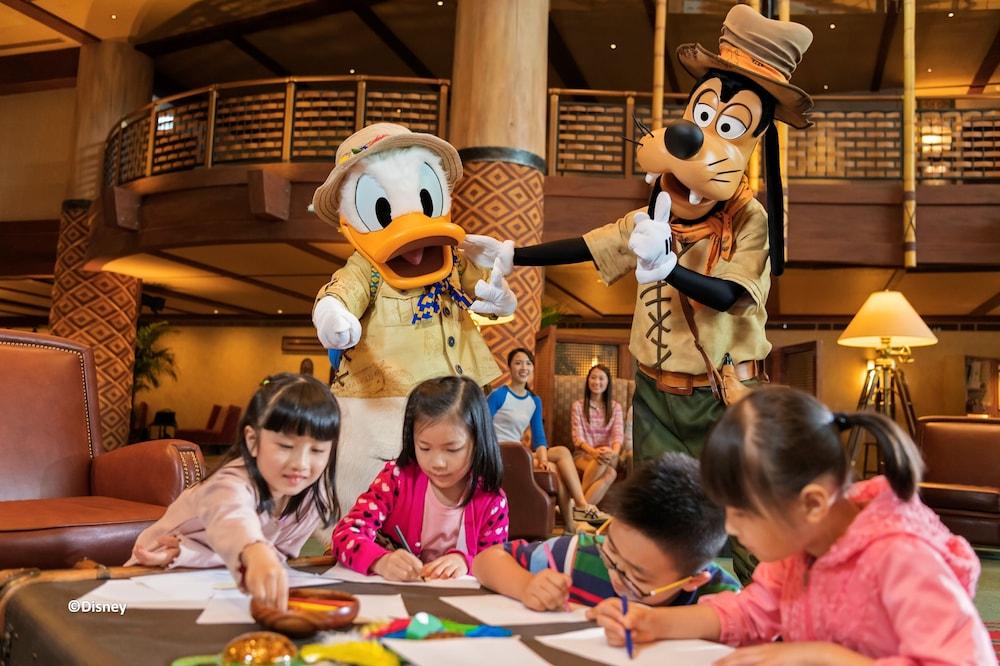 호텔이미지_Childrens Activities