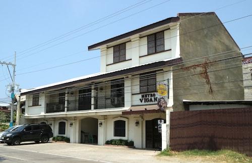 Metro Vigan Inn, San Vicente