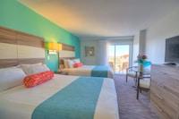 CityView w/Balcony 2 Queens, Kitchenette at Monte Carlo Boardwalk / Oceanfront Ocean City in Ocean City