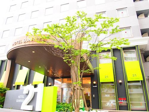 HOTEL SUNRISE 21, Higashihiroshima