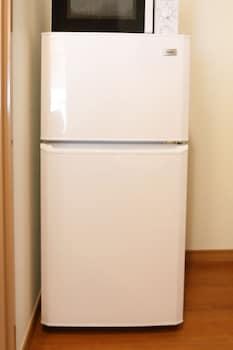 CHIDORI INN FUKUROMACHI HIROSHIMA Mini-Refrigerator