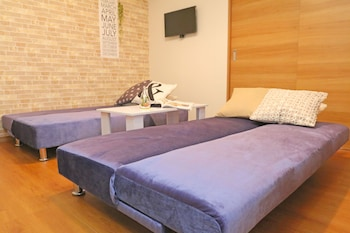 CHIDORI INN FUKUROMACHI HIROSHIMA Living Room