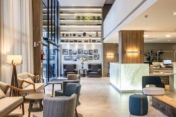 克里西烏馬因特克拉斯飯店 Interclass Hotel Criciúma