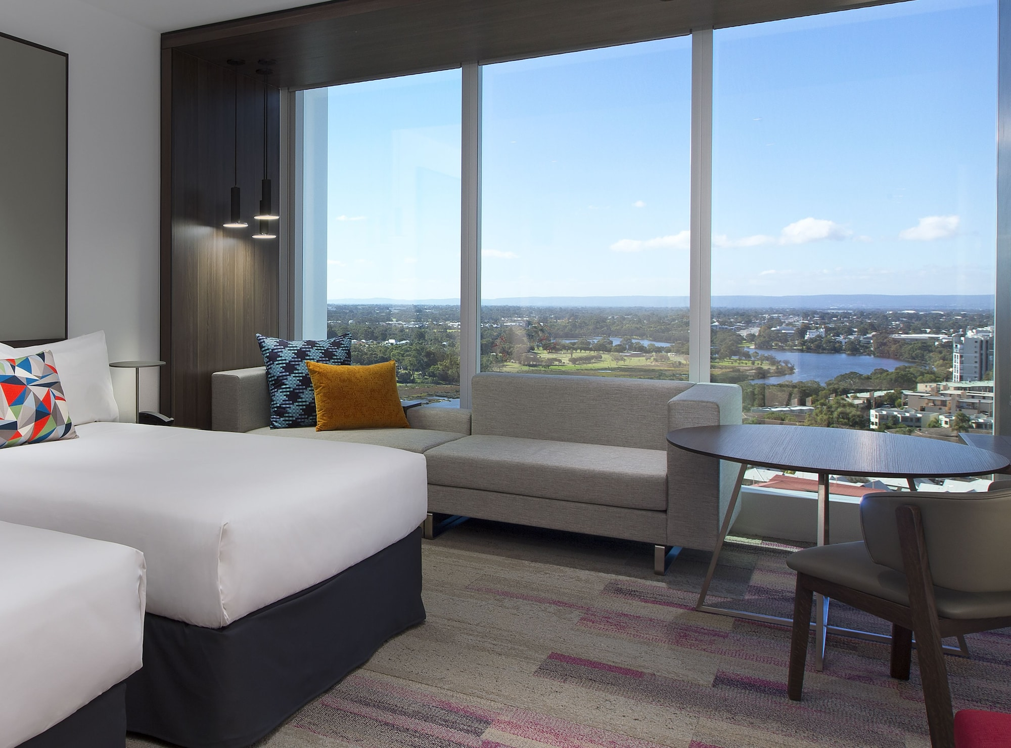 aloft, 2 Double Beds