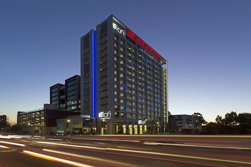 Aloft Perth, Belmont