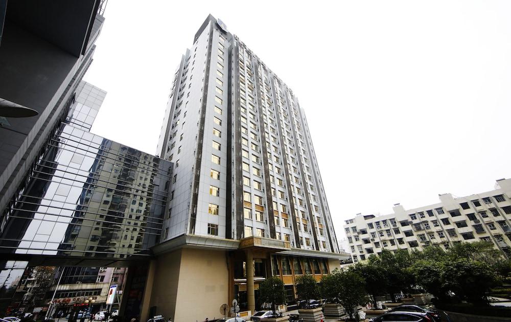 ニュー ビーコン ニュー タイムズ インターナショナル ホテル (武汉纽宾凯新时代国际酒店)