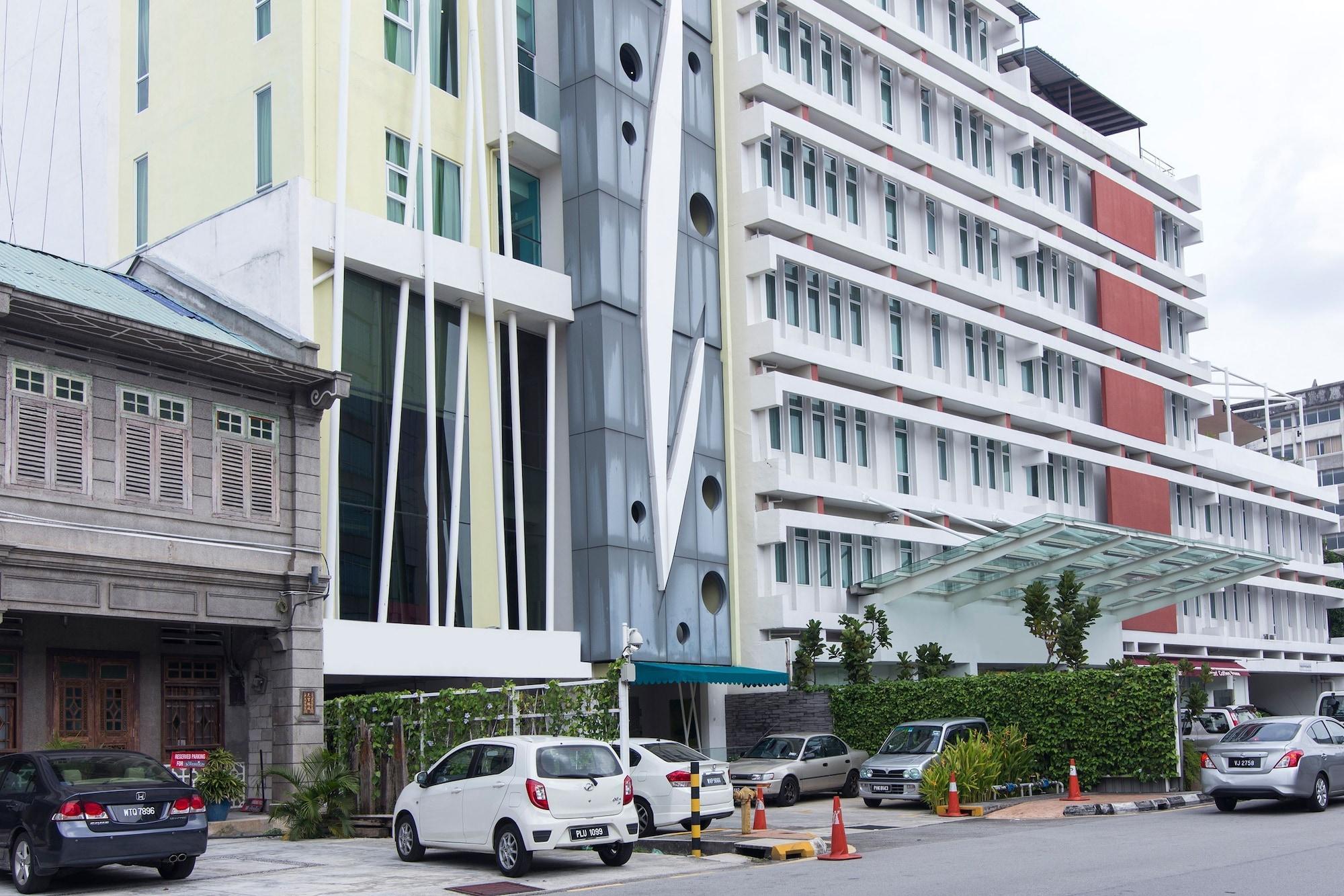 ZEN Rooms Kinta Alley, Pulau Penang
