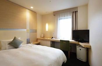 スタンダードシングル喫煙 セミダブル1名様利用 (ベッド1台、幅140cm)|JR東日本ホテルメッツ 新潟