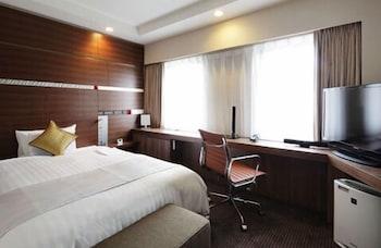 スーペリアシングル禁煙 セミダブル1名様利用 (ベッド1台、幅140cm)|JR東日本ホテルメッツ 新潟