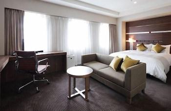 スーペリアダブル禁煙 2名様利用 (ベッド1台、幅160cm) JR東日本ホテルメッツ 新潟