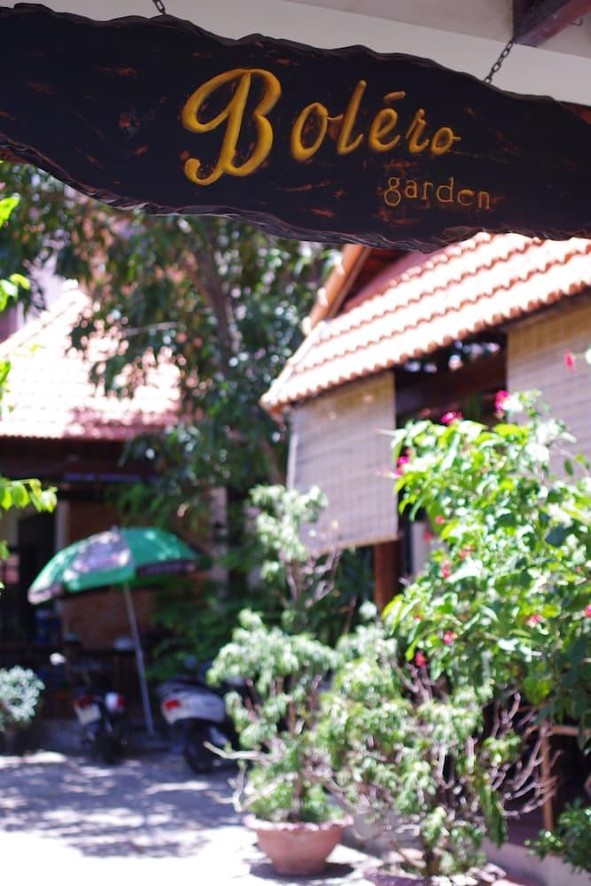 ボレロ ガーデン カプセル ホテル