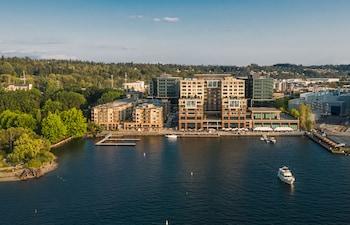 西雅圖華盛頓湖南港凱悅酒店 Hyatt Regency Lake Washington at Seattle's Southport